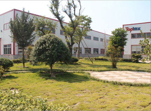 北京厂区环境